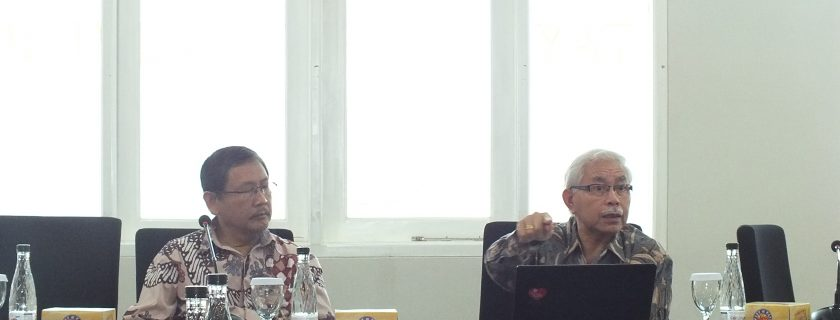 Diskusi Bersama Prof. Nirwan Idrus