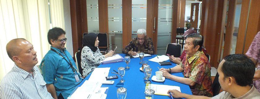 Rapat Audit Mutu Internal (AMI) II