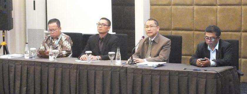 Rapat Koordinasi Capaian Kerja SPS Semester Ganjil 2018-2019