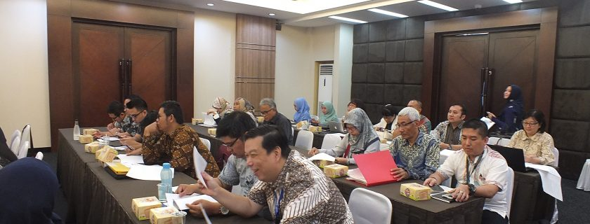 Rapat Tinjauan Manajemen Universitas Widyatama Th. AK. 2018-2019