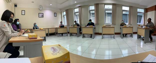 Rapat Koordinasi sekolah pascasarjana 2021