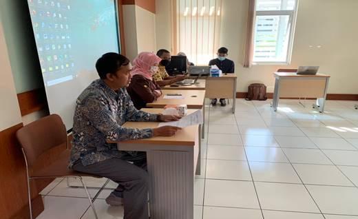 Workshop Penyusunan Modul